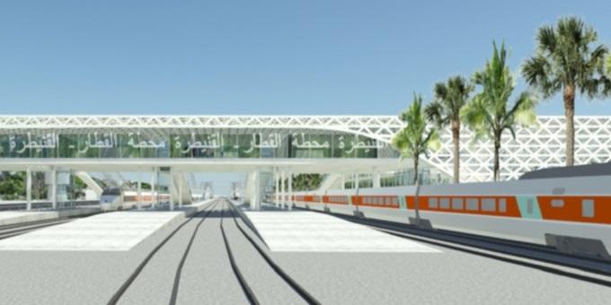 Ligne à Grande Vitesse: Tanger-Kenitra