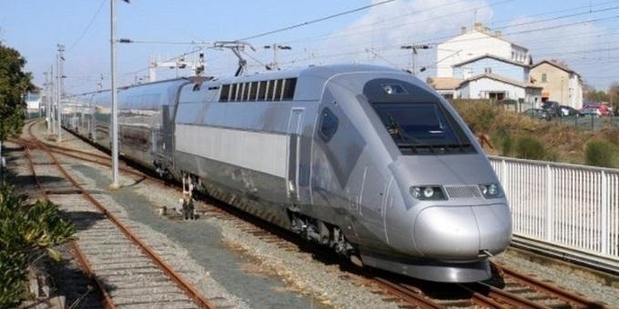 Le LGV Est Le Plus Grand Chantier Ferroviaire En Afrique