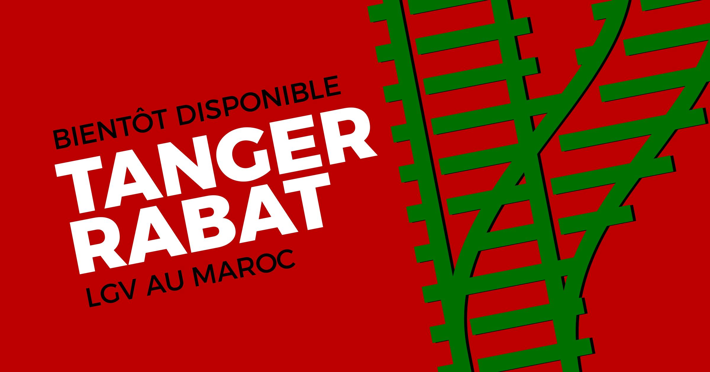 LGV Trajet Tanger – Casablanca